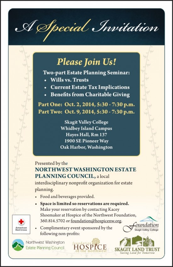 For Members Only: NWEPC Presents Two Evenings of Estate